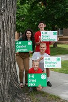 Funds donated will be used to expand 4-H programs and generate more scholarship opportunities for youth. (NDSU photo)