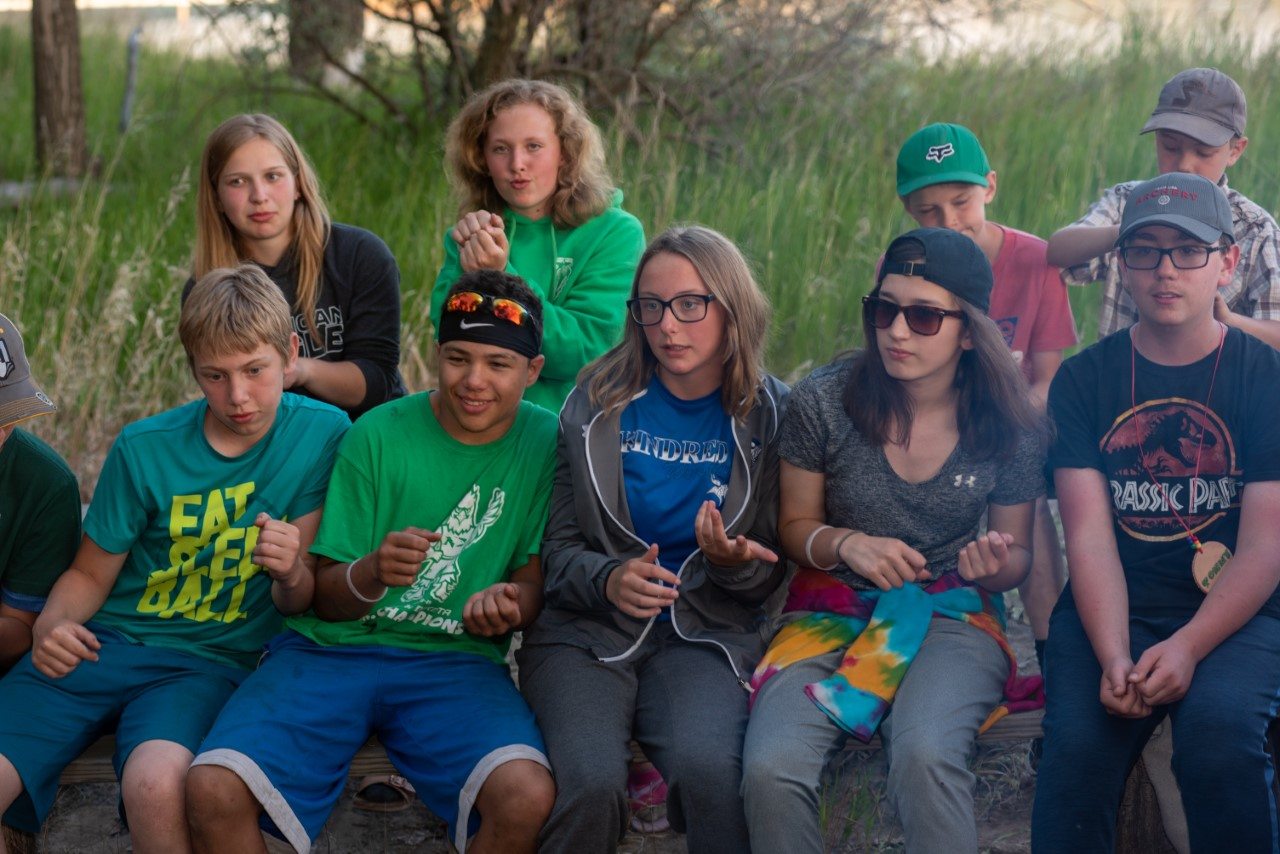 Youth will have an opportunity to learn about energy science and jobs at a new camp at the North Dakota 4-H Camp this summer. (NDSU photo)