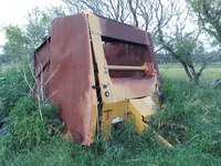 The drought is increasing the risk of baler fires this year. (NDSU photo)