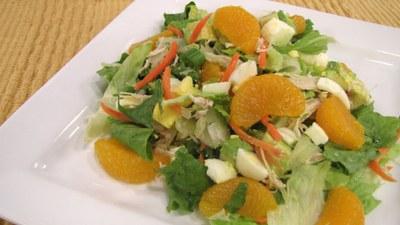 Asian Style Cobb Salad