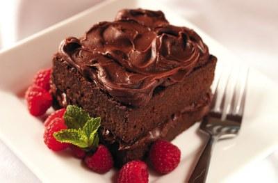 Chickpea Chocolate Cake