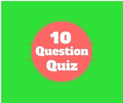 Quiz stress