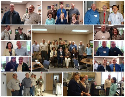 50th Anniversary Doctoral Reception Collage