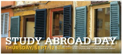 Study Abroad Day 2013
