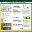 Linuron poster at Western Society of Weed Science