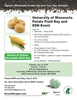 MN Area II Potato Field Day