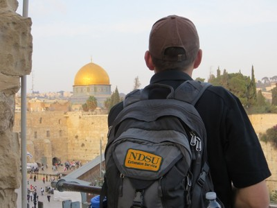 NDSU Extension in old Jerusalem