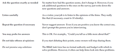 Appendix K Asking Questions