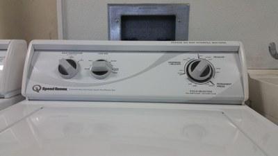 Basic/mechanical control panel
