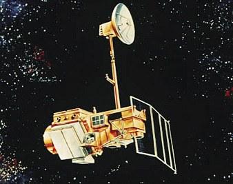 Landsat 5 satellite