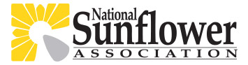 National Sunflower Association logo