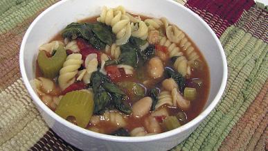 Minestrom Soup