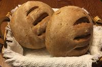 Scandinavian rye bread