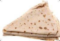 lefse slices