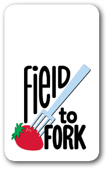 Field to Fork Apples logo