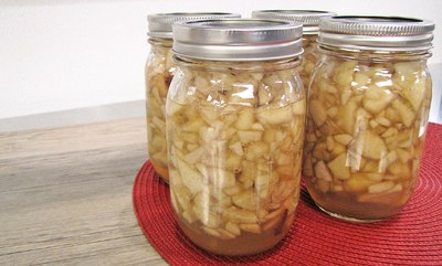 Sweet Apple Relish