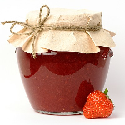 Picture of jellies, jams and spreads