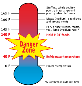 Danger Zone Graphic