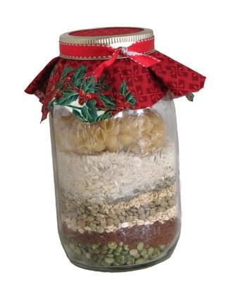 Mix it up jar