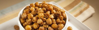 roasted chickpeas - cajun