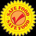 safe food checkmark