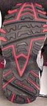 shoe normal pattern