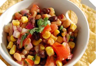 Southwest Bean Dip