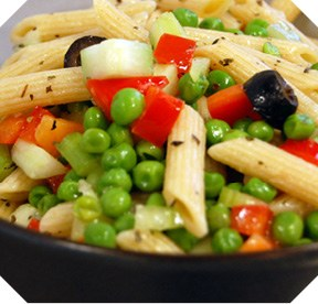 Fresh Italian Pasta Salad