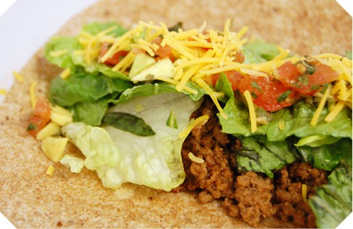 Lean and Spicy Tacos