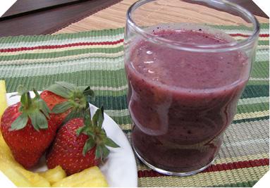 Berry Good Smoothie