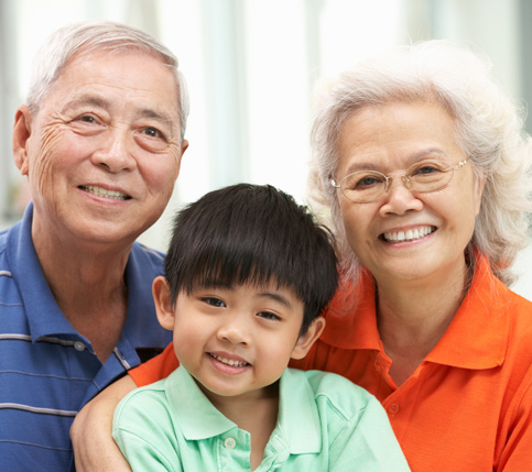 when grandparents become parents to their grandchildren