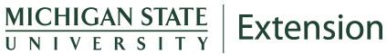 Michigan State Univ logo