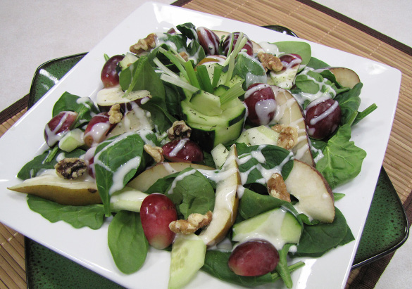 Page 77 pear salad