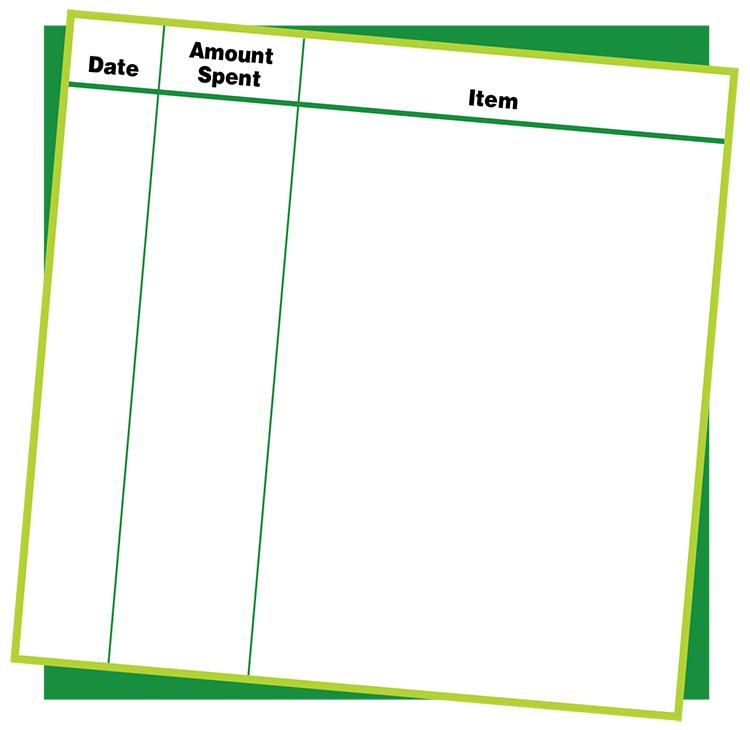 sample activity sheet
