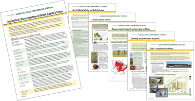Research Info Sheets