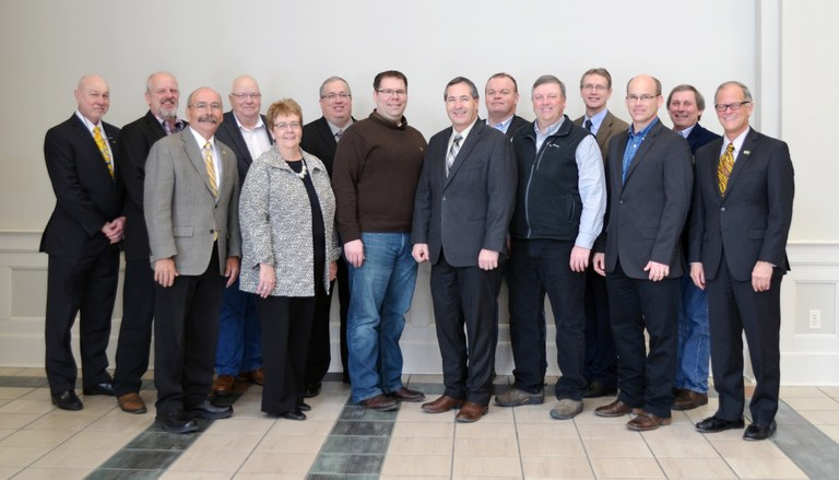 State Board of Agricultural Research and Education members