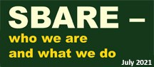 SBARE - Who we are and what we do