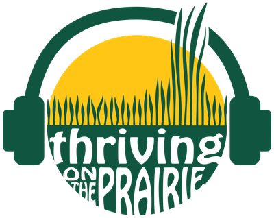 Thriving on the Praire Logo