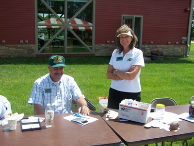 Water Quality Screening at Field Days