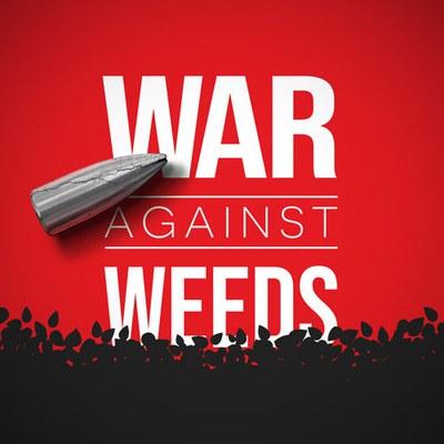 War Against Weeds podcast logo