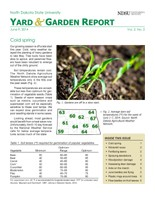 NDSU Yard & Garden Report for June 9, 2014