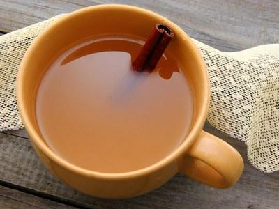 Mug of apple cider