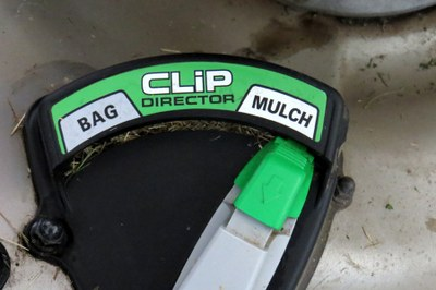 Mulch clippings