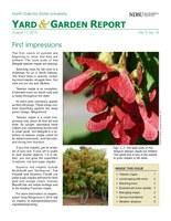 NDSU Yard & Garden Report for August 11, 2015
