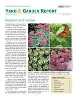 NDSU Yard & Garden Report for August 23, 2015