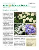 NDSU Yard & Garden Report for September 21, 2015