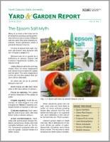 NDSU Yard & Garden Report for June 8, 2016
