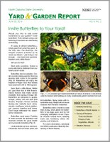 NDSU Yard & Garden Report for June 20, 2016
