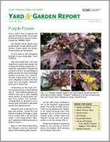 NDSU Yard & Garden Report for June 30, 2016