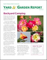 NDSU Yard & Garden Report for June 26, 2017